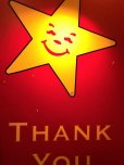 画像8: Vintage Original Carl's Jr Drive-thru Sign THANK YOU (J982)