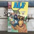 80s Vintage Comic ALF 1988  APR (A002)