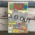 80s Vintage Comic ALF 1988  (A001)