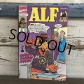 80s Vintage Comic ALF 1990 NOV  (A013)