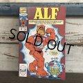 80s Vintage Comic ALF 1990 AUG  (A011)