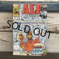 80s Vintage Comic ALF 1990 JAN  (A007)