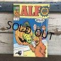 80s Vintage Comic ALF 1989 JAN (A006)