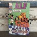 80s Vintage Comic ALF 1990 OCT  (A012)