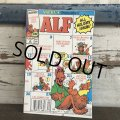 80s Vintage Comic ALF 1988  NOV (A005)