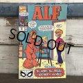 80s Vintage Comic ALF 1990 JUN  (A009)
