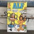 80s Vintage Comic ALF 1988  OCT (A004)
