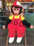 50s Rushton The Howdy Doody Show Zippy Monkey Doll BIG SIZE (J984)