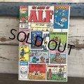 80s Vintage Comic ALF 1990 JULY  (A010)