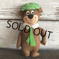 Vintage Yogi Bear Mini Rug Doll  70s Knicker Bocker (J998)