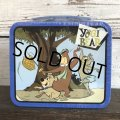 Vintage Yogi Bear Candy Can Lunch Box (J991)