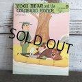 70s Vintage Book Yogi Bear & The Colorado River (S009)
