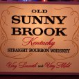 画像3: Vintage Old Sunny Brook Whiskey Lighted BAR Sign (S016)