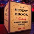 画像4: Vintage Old Sunny Brook Whiskey Lighted BAR Sign (S016)