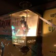 画像1: Vintage Old Clow Whiskey Lighted BAR Sign (S017) (1)