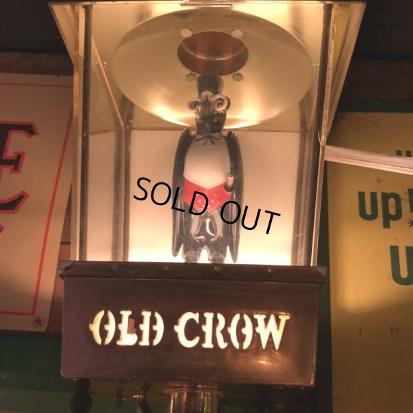 画像2: Vintage Old Clow Whiskey Lighted BAR Sign (S017)