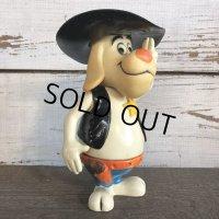 70s Vintage Terry Toons Deputy Dawg Figure (S027)