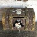 50s Pirates Treasure Box Bank (S035)