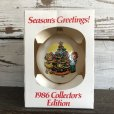 画像1: Vintage Campbell Kids Christmas Ball Ornament 1986 (S056) (1)