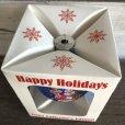 画像5: Vintage Campbell Kids Christmas Ball Ornament 1993 (S049)