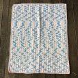 画像4: Vintage U.S.A Baby Knit Blanket Rug 90x70 cm (S078)  (4)