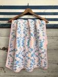 画像1: Vintage U.S.A Baby Knit Blanket Rug 90x70 cm (S078)  (1)