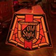 画像18: Vintage Old Style BEER Billiards Pool Table Bar Light Sign (S098)