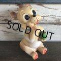 Vintage Squeaky Doll Honey Bear (S099)