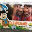 画像9: 60s Vintage The Flintstones Bowling Game Set (S114)