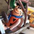 画像9: 80s Vintage The Flintstones ROCA MOVIL (S113)