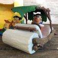 画像7: 80s Vintage The Flintstones ROCA MOVIL (S113)