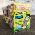 画像2: 60s Vintage The Flintstones Bowling Game Set (S114) (2)