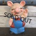 70s Russ Pig Plastic Bank (S104)