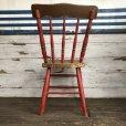 画像3: Vintage Wooden Chair (S117)