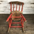 画像10: Vintage Wooden Chair (S117)
