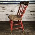画像4: Vintage Wooden Chair (S117)