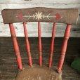 画像7: Vintage Wooden Chair (S117)