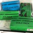 画像9: Vintage Jorgensen First Aid Kit Mettal Box Cabinet (S119)