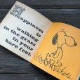 画像7: Vintage Book Snoopy Happiness is a warm puppy (S140)