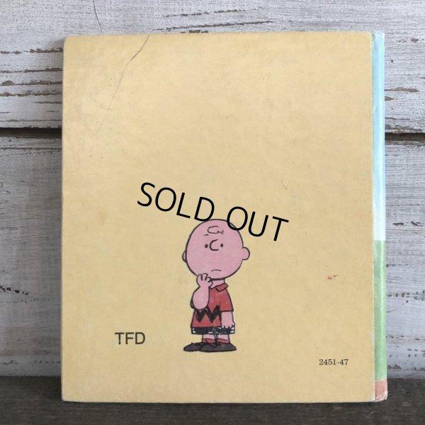画像2: Vintage Book Snoopy We're Busy, Charlie Brown (S135)