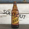 Vintage DAD'S big jr size Bottle (S150)