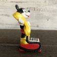 画像5: Vintage Disney Mickey Mouse PVC / Telephone (S168)
