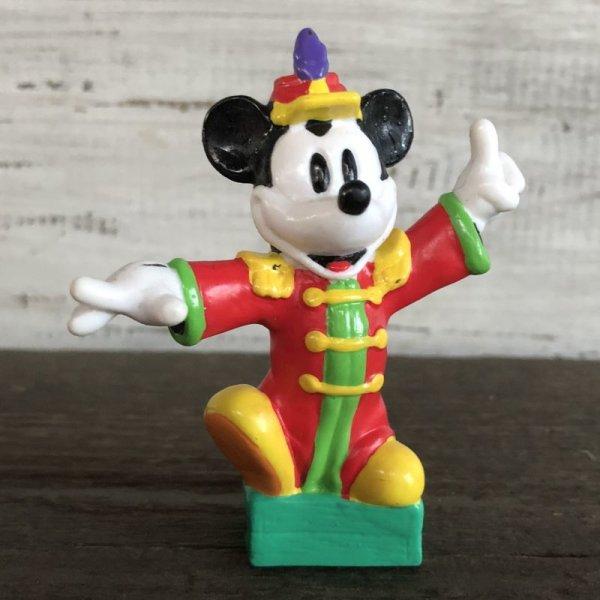 画像1: Vintage Disney Mickey PVC / Band Leader (S153)