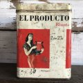 Vintage El Producto Blunts 50 Cigars Can (S178)