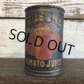Vintage Wilson's Tomato Juice Can (S173)