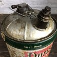 画像6: Vintage Oil can Durable U.S. 5 GAL (S183)   (6)