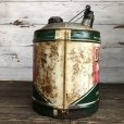 画像4: Vintage Oil can Durable U.S. 5 GAL (S183)