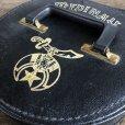 画像10: Vintage Shriner Masonic Fez Hat Case (S185)