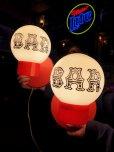 画像1: Vintage BAR Wall Light Sconce Lamp Set (S186) (1)