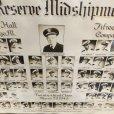 画像6: 40s Vintage U.S.Naval Resrve Midshipman's School (S189)